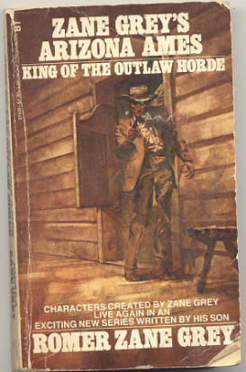 "Romer Zane Grey : ,,King of the Outlaw Horde""."