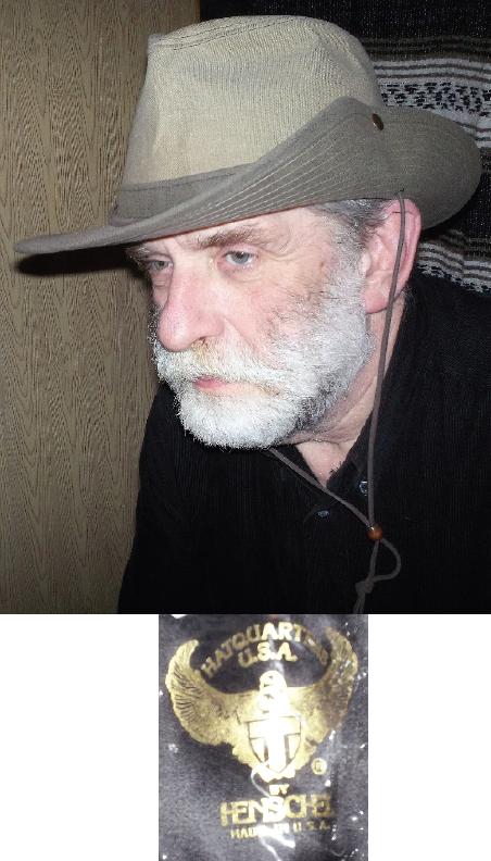 Sportovní klobouk v australském stylu. 013080c23f