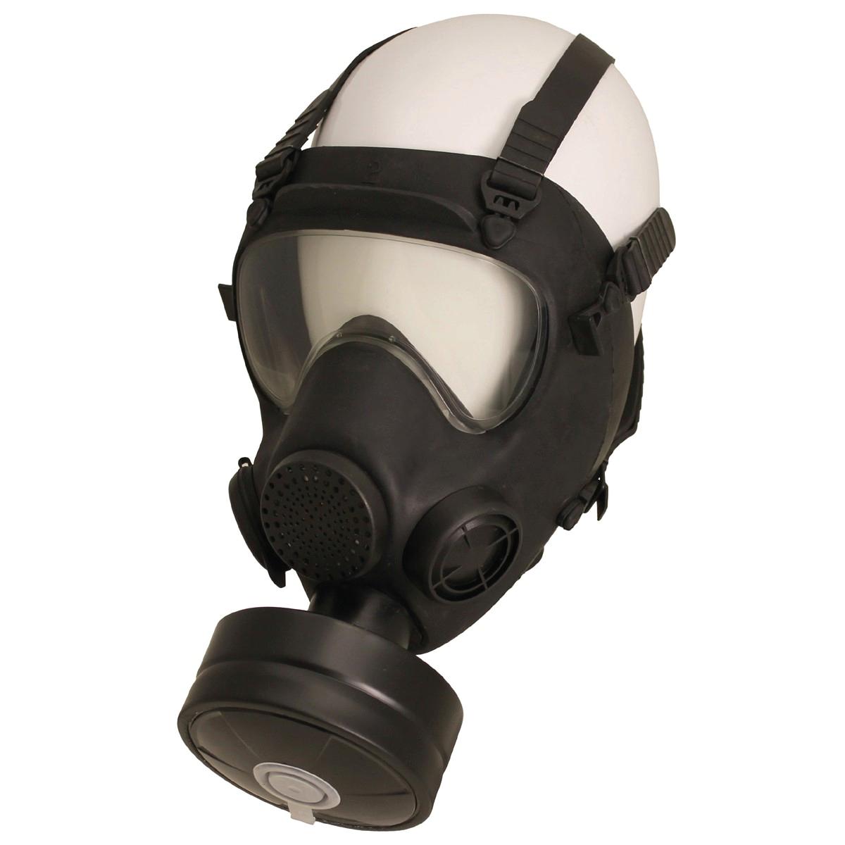 plynova maska 3m
